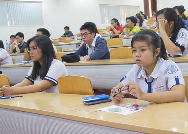 ĐH Y Dược TP.HCM không dùng điểm thi được bảo lưu để tuyển sinh