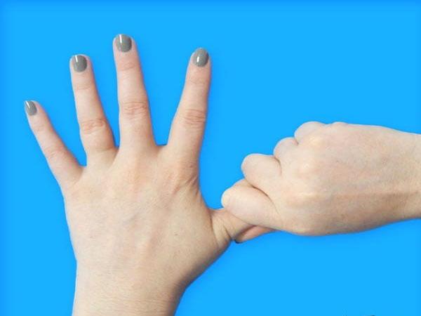 Phương pháp massage ngón tay đem lại những lợi ích gì?