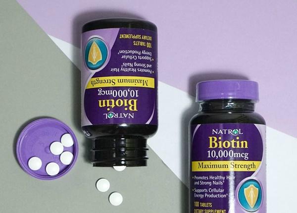 Tại sao cần bổ sung biotin cho cơ thể?