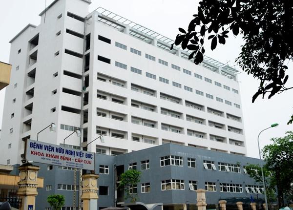 Bệnh viện Việt Đức tuyển dụng viên chức bằng hình thức xét tuyển năm 2019