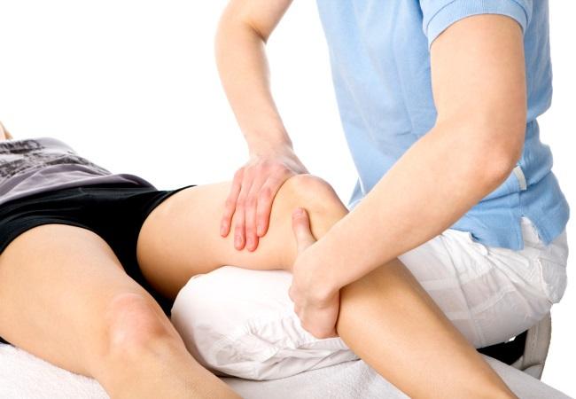 Hướng dẫn cách massage chữa bệnh đau khớp gối