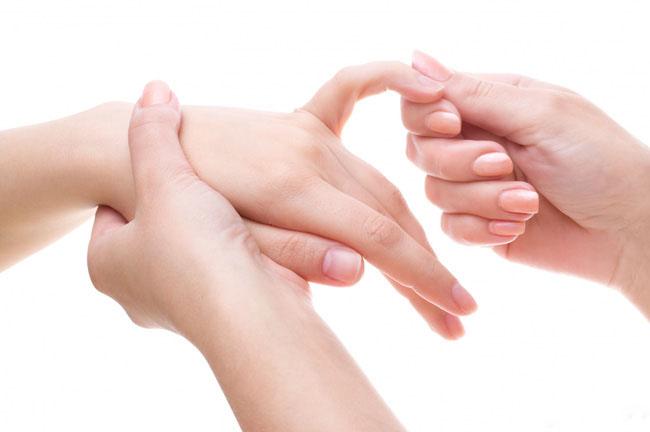 Kỹ thuật massage ngón tay của người Nhật Bản
