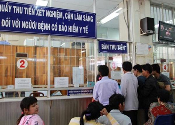 Bộ Y tế sẽ thống nhất giá dịch vụ khám, chữa bệnh BHYT từ ngày 15/1