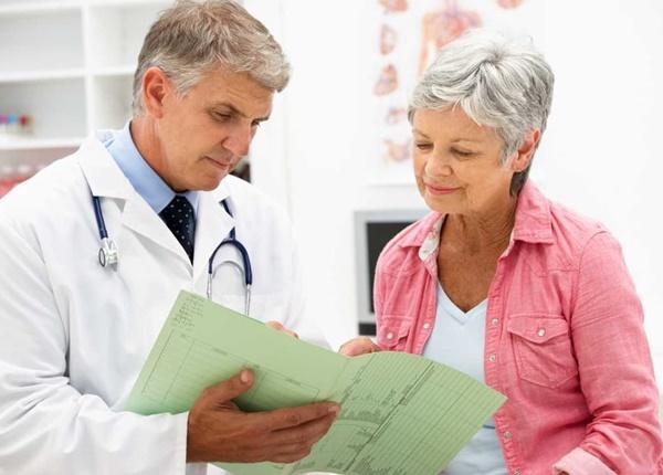 Các xét nghiệm đánh giá tiểu không kiểm soát ở người cao tuổi