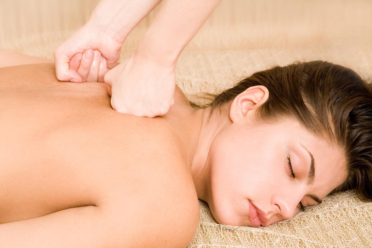 Kỹ thuật đấm trong massage body