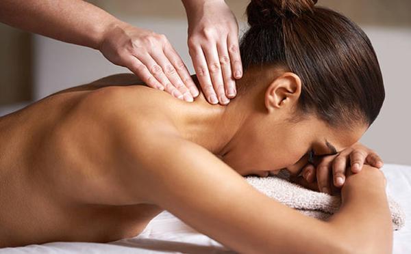 Hướng dẫn massage vùng cổ