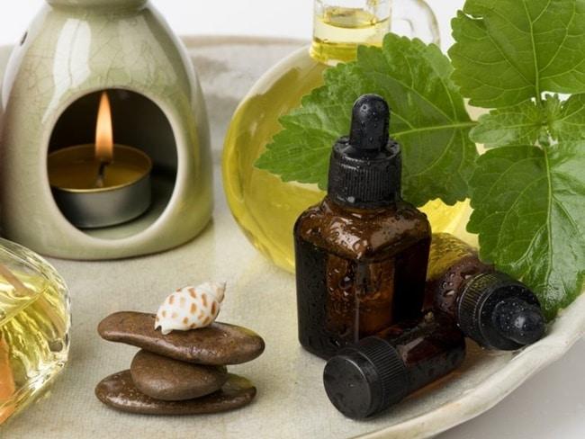 Mùi của cây hoắc hương có tác dụng giải phóng các hoocmon cảm giác