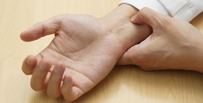 Điều trị bệnh động mạch vành bằng cách bấm huyệt nội quan