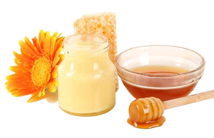 Sữa ong chúa tăng sức khỏe đẹp làn da