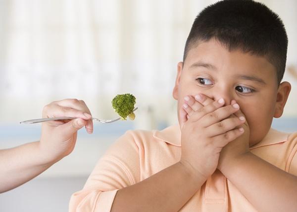 Phòng tránh béo phì cho trẻ nhỏ và người lớn.