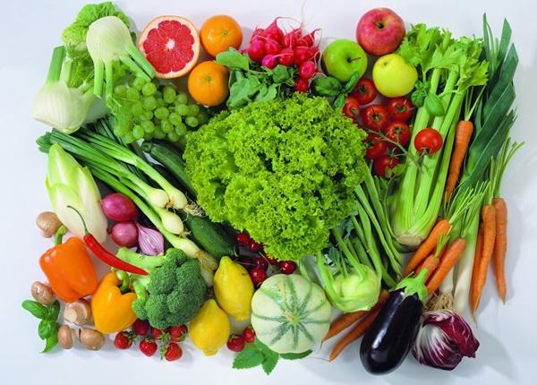 Các thực phẩm giàu vitamin và muối khoáng