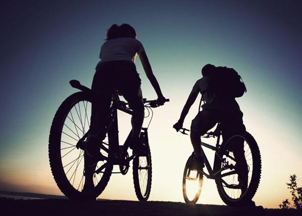 Tác dụng của đi xe đạp buổi sáng với sinh viên Y