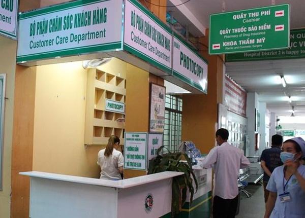 Thu phí người thăm nuôi bệnh cần phải được quản lý, giảm sát chặt chẽ