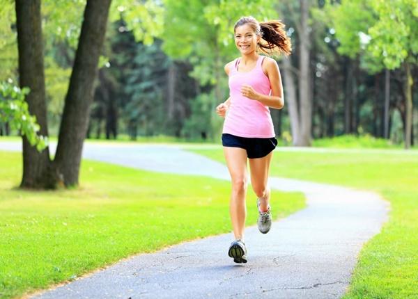 Luyện tập thể dục hàng ngày giúp sức khỏe tim mạch được cải thiện đáng kể