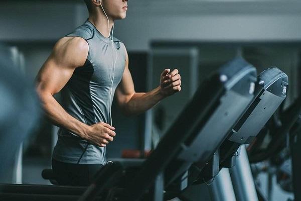 Tập luyện giúp cơ thể săn chắc hơn