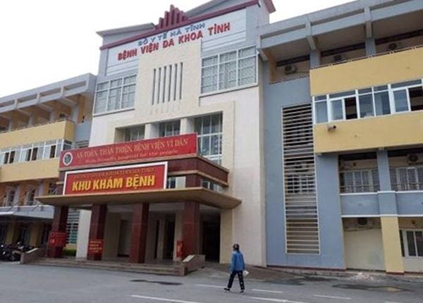 Yêu cầu kiểm tra vụ sản phụ tử vong người nhà quây kín bệnh viện đa khoa Hà Tĩnh