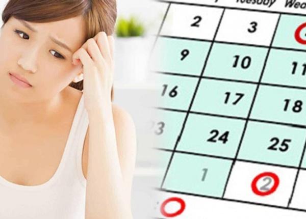 Những nguyên nhân gây ra hiện tượng trễ kinh bạn nên biết