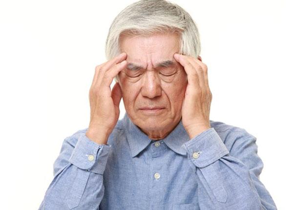 chứng bệnh thần kinh thường gặp ở người cao tuổi