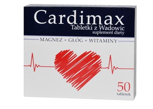 Cardimax có tác dụng để điều trị,cải thiện tình trạng thiếu máu cục bộ