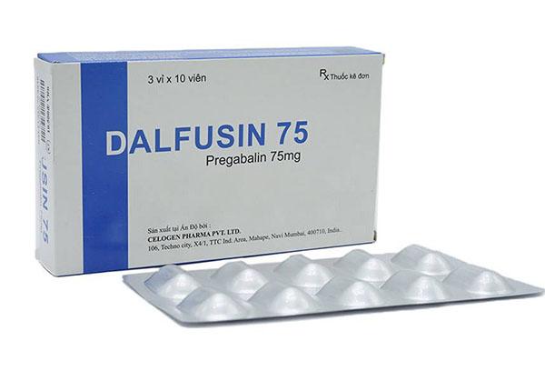 Dalfusin Thuốc bổ trợ cho những bệnh nhân động kinh