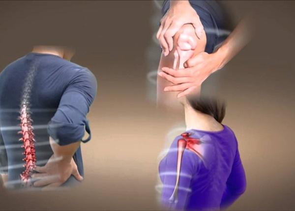 Bài tập giúp kiểm tra độ linh hoạt của các khớp