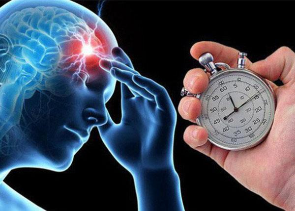 Đột quỵ thường xảy ra ở những người trung niên
