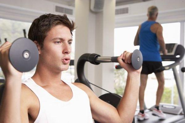Hít thở như thế nào khi tập Gym?