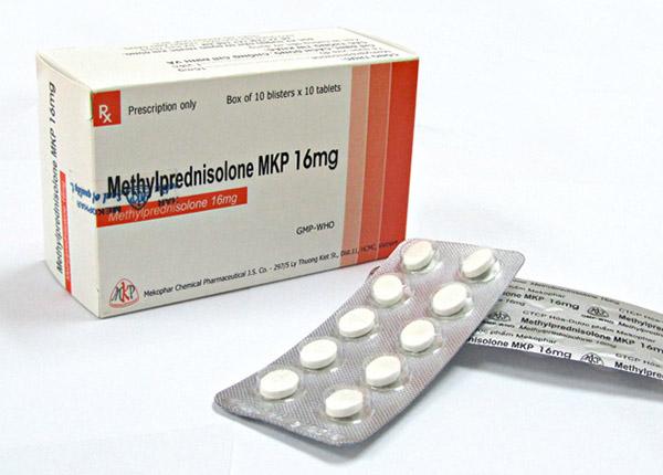 Menison là loại thuốc thường dùng để giảm sưng, đỏ, ngứa và dị ứng