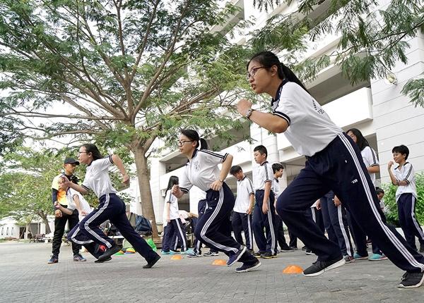 Những điều cần nhớ khi sinh viên Y luyện tập thể dục thể thao