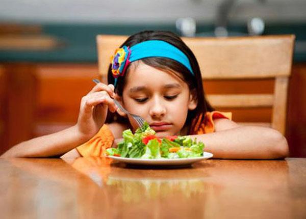 Thiếu kẽm có thể gây suy dinh dưỡng chán ăn