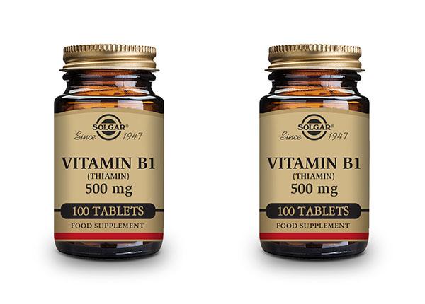 Thiamin b1 Bổ sung vitamin b1