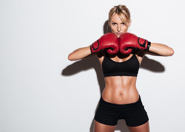 Những bài tập Kickboxing giúp đốt cháy nhiều calo ngay tại nhà