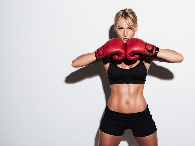 Lợi ích khi tập MMA với nữ giới
