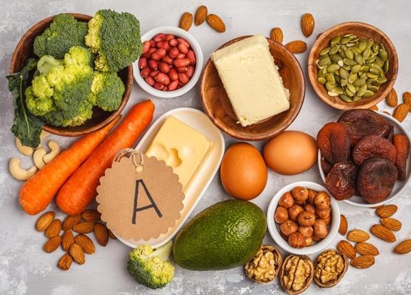 Vitamin A và những công dụng cần biết