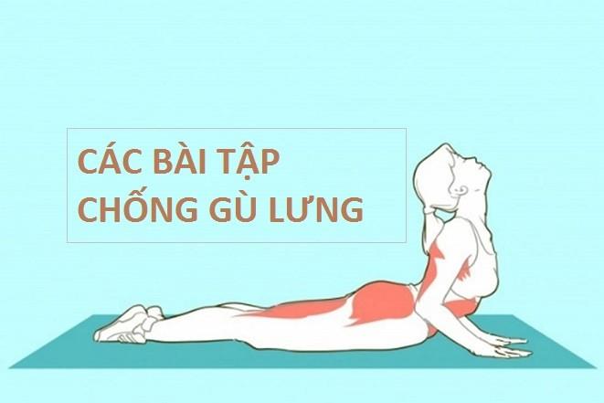 Khắc phục tình trạng gù lưng bằng các bài tập Yoga
