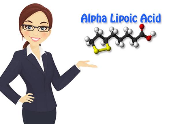 Alpha lipoic acid tác dụng gì?