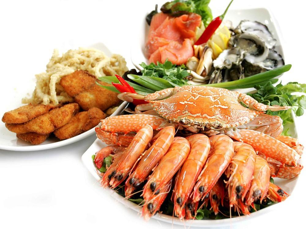 Những lưu ý khi ăn hải sản để không nguy hại cho sức khỏe