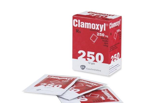 Clamoxyl® là thuốc gì?