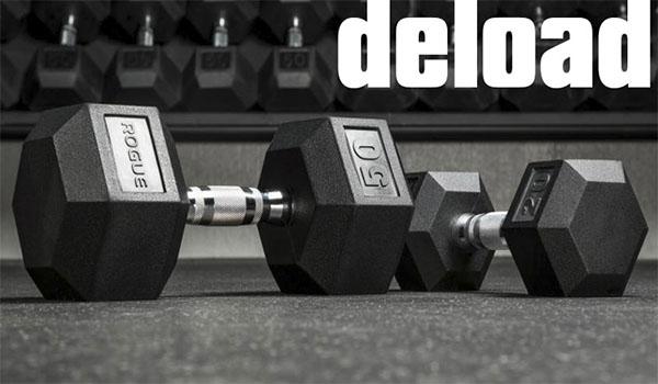 Cách thực hiện Deload
