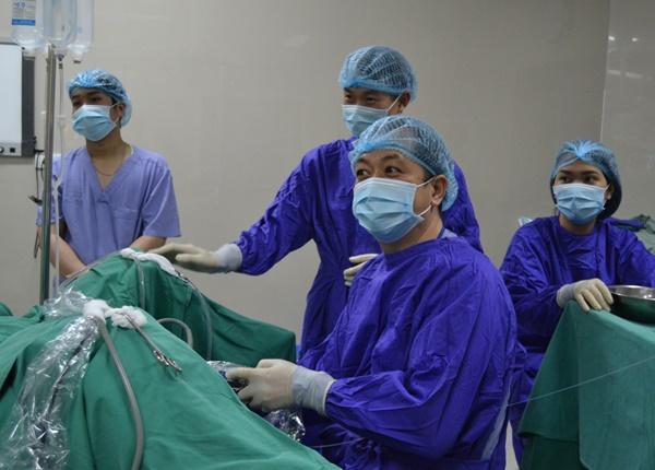 Phẫu thuật laser tuyến tiền liệt