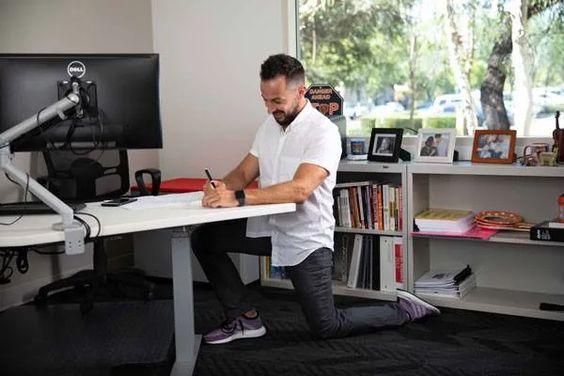 Bài tập Half-kneeling Hip-flexor Stretch