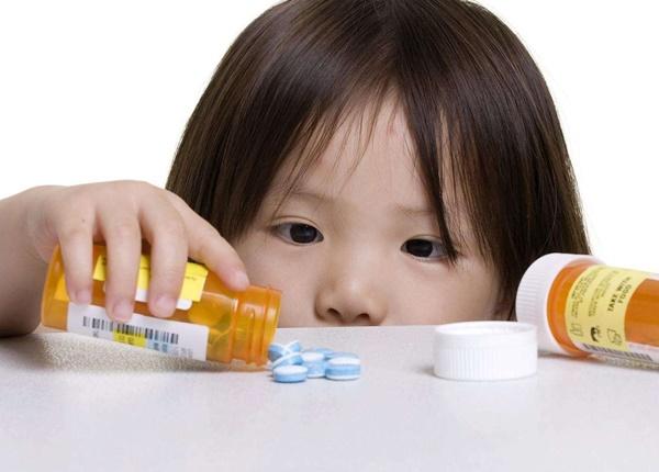Nguyên tắc khi dùng thuốc cho trẻ