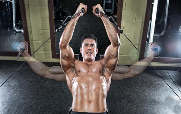 Những lỗi thường gặp nhất khi tập luyện nhóm cơ ngực