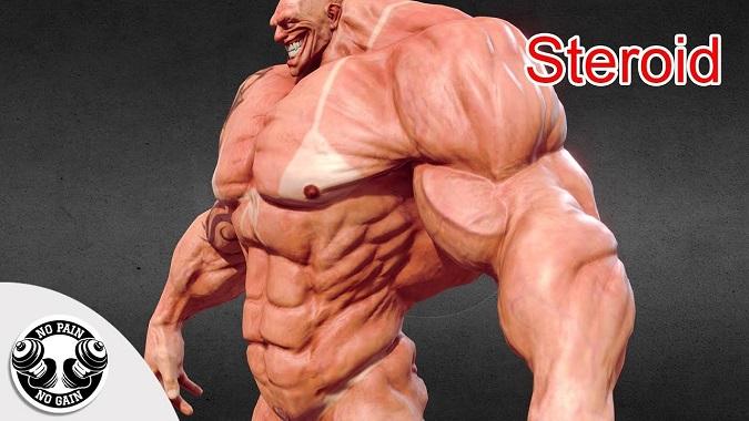 Có nên sử dụng thuốctăng trưởng cơ bắp steroid không?