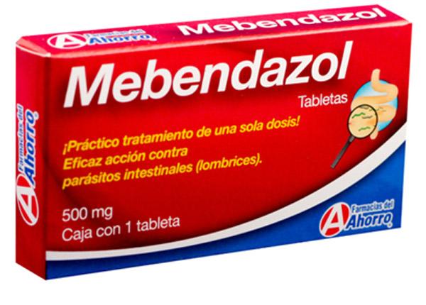 Thuốc Mebendazol là một thuốc kháng giun