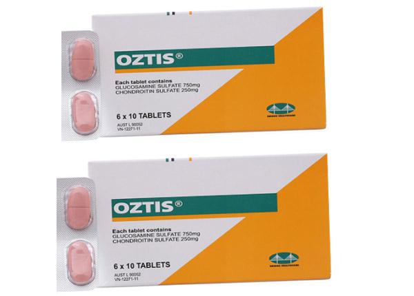 Ozits điều trị viêm khớp, viêm xương khớp