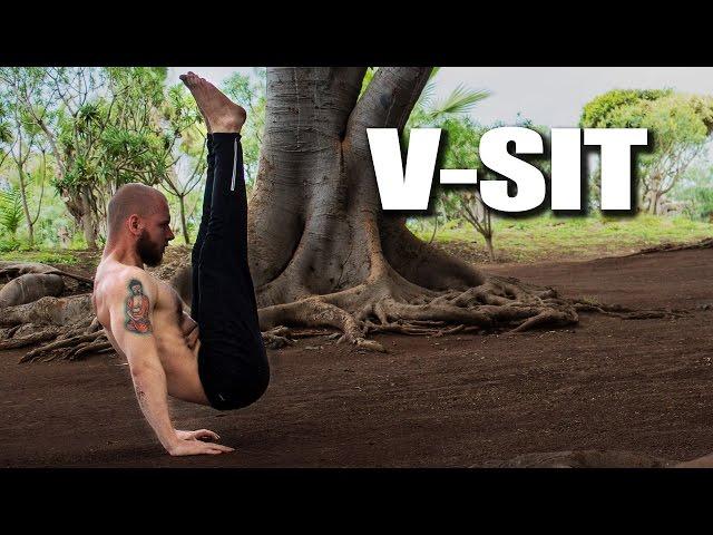Động tác V-Sit