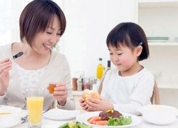 T Pepsin giúp trẻ ăn ngon