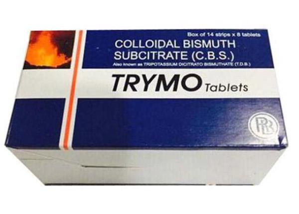 Thuốc Trymo trị bệnh liên quan đến dạ dày