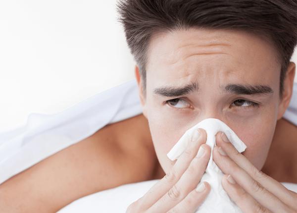 ThuốcFexophar được dùng điều trị các triệu chứng viêm mũi dị ứng: